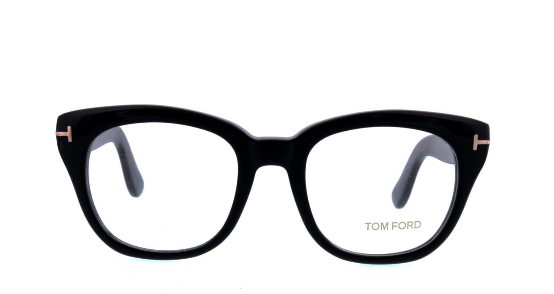 トムフォード FT5473-001-51 [黒縁/ウェリントン]