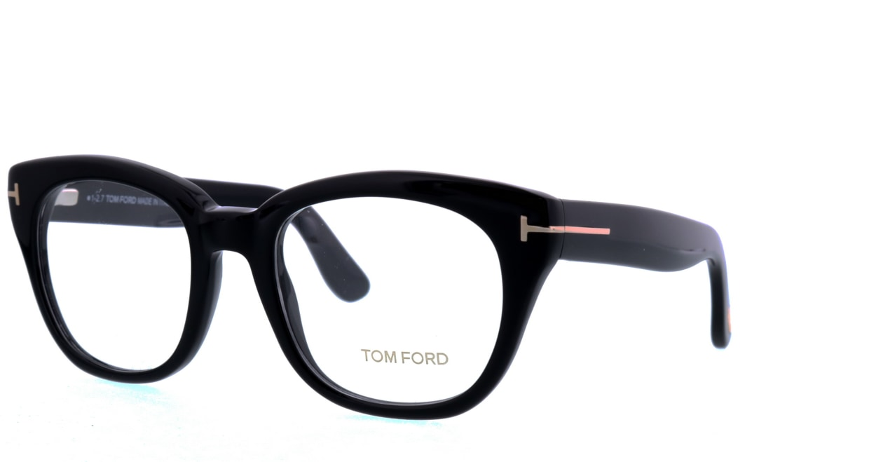 トムフォード FT5473-001-51 [黒縁/ウェリントン]  1