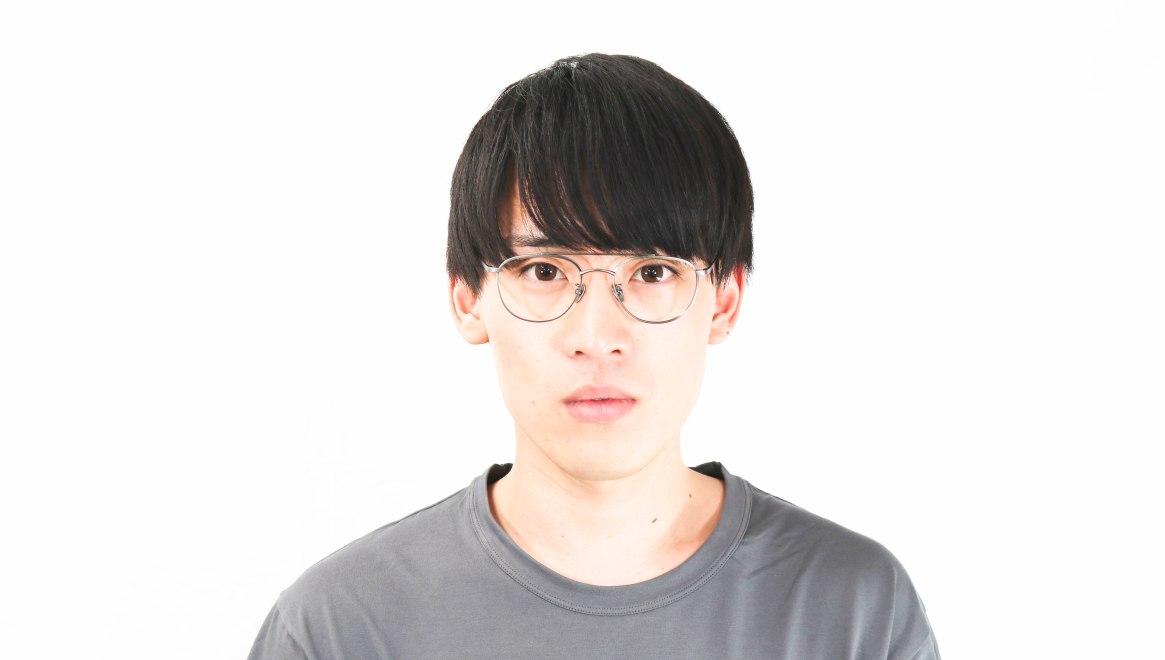 Oh My Glasses TOKYO Herbie omg-123-ATS-50 [メタル/鯖江産/ティアドロップ/シルバー]  5
