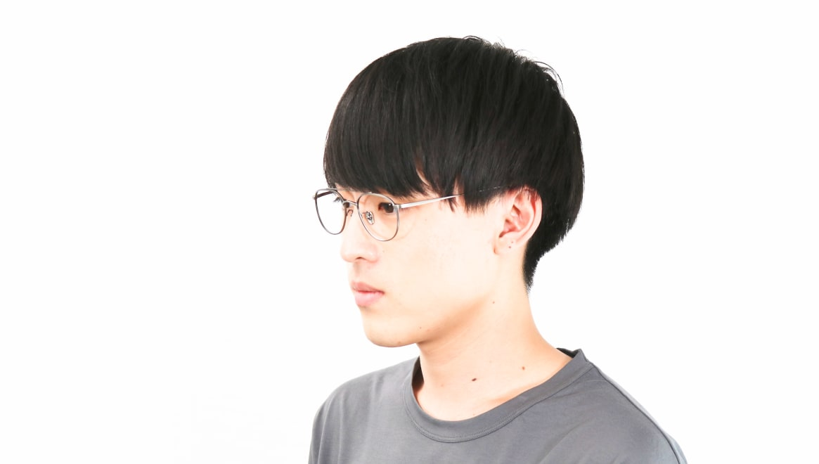 Oh My Glasses TOKYO Herbie omg-123-ATS-50 [メタル/鯖江産/ティアドロップ/シルバー]  6