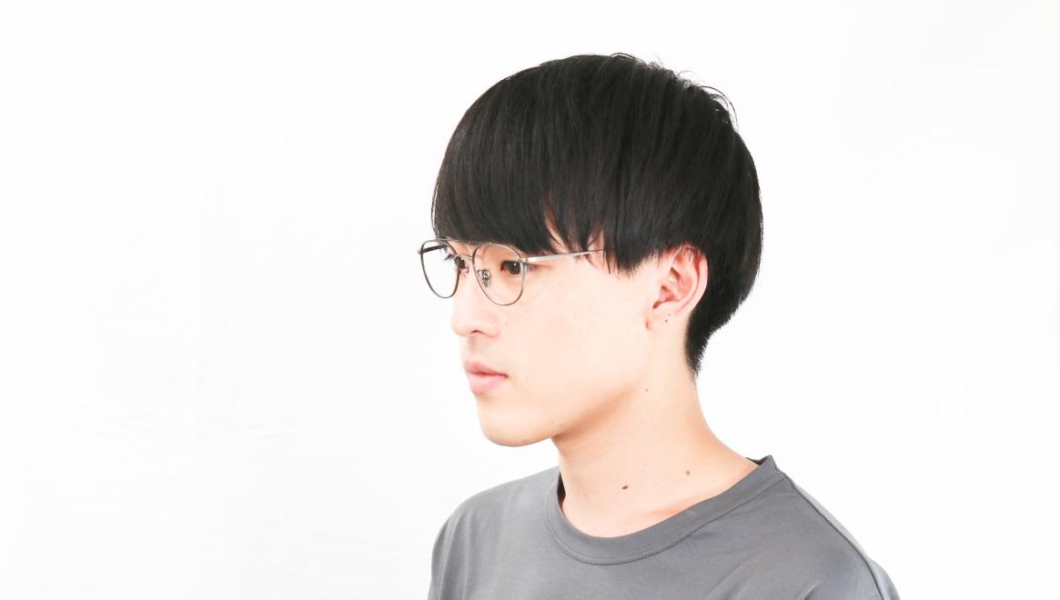 Oh My Glasses TOKYO Herbie omg-123-ATBR-50 [メタル/鯖江産/ティアドロップ/茶色]  6
