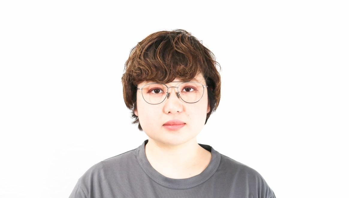 Oh My Glasses TOKYO Herbie omg-123-ATBR-50 [メタル/鯖江産/ティアドロップ/茶色]  7