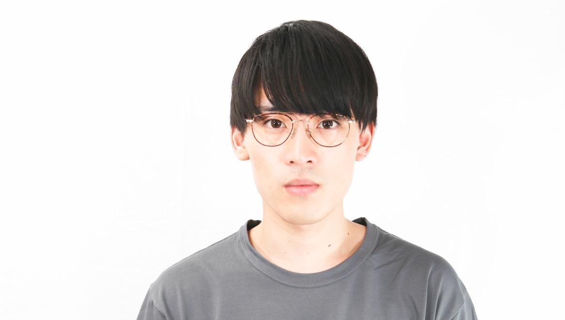 Oh My Glasses TOKYOomg-123-DM-50-herbie [メタル/鯖江産/ティアドロップ/べっ甲柄]  5