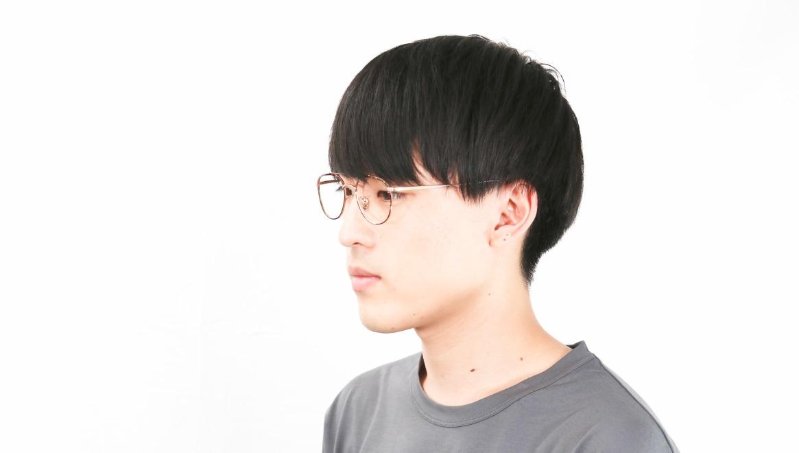 Oh My Glasses TOKYOomg-123-DM-50-herbie [メタル/鯖江産/ティアドロップ/べっ甲柄]  6