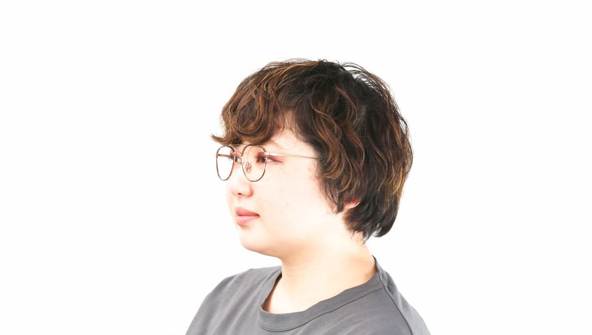 Oh My Glasses TOKYOomg-123-DM-50-herbie [メタル/鯖江産/ティアドロップ/べっ甲柄]  8