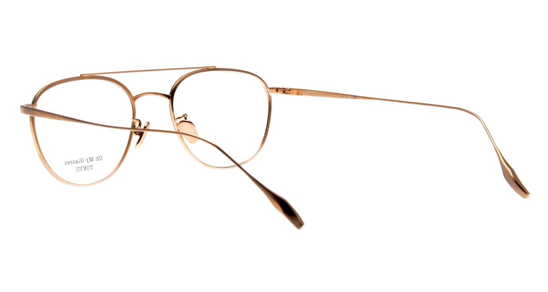 Oh My Glasses TOKYO Herbie-omg-123ーGRー50 [メタル/鯖江産/ティアドロップ/緑]  3