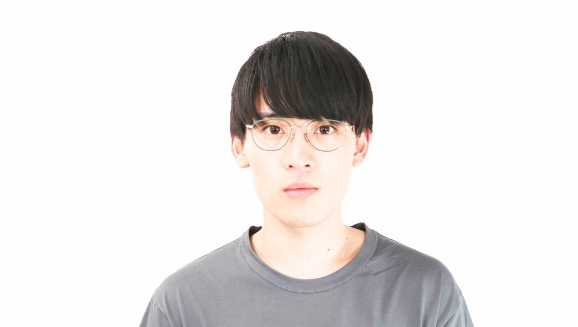 Oh My Glasses TOKYO Herbie-omg-123ーGRー50 [メタル/鯖江産/ティアドロップ/緑]  5