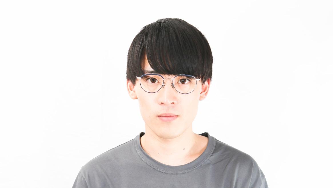 Oh My Glasses TOKYO Herbie omg-123-NV-50 [メタル/鯖江産/ティアドロップ/青]  5