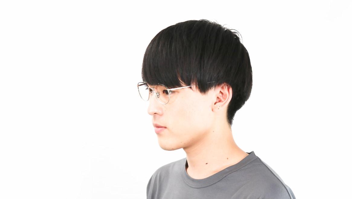 Oh My Glasses TOKYO Herbie omg-123-BKS-50 [メタル/鯖江産/ティアドロップ]  6