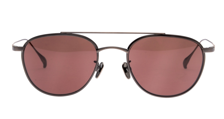 Oh My Glasses TOKYO Herbie-omg-123sgーATB.Sー50 [メタル/鯖江産/ラウンド]