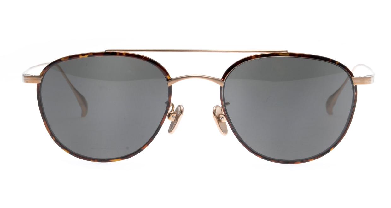 Oh My Glasses TOKYO Herbie-omg-123sgーDM.Sー50 [メタル/鯖江産/ラウンド]