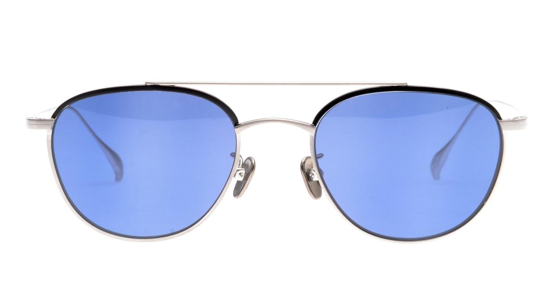 Oh My Glasses TOKYOomg-123-BKS-50-sg-herbie [メタル/鯖江産/ラウンド]