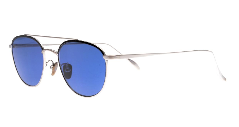 Oh My Glasses TOKYOomg-123-BKS-50-sg-herbie [メタル/鯖江産/ラウンド]  1