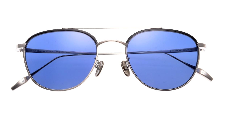 Oh My Glasses TOKYOomg-123-BKS-50-sg-herbie [メタル/鯖江産/ラウンド]  3