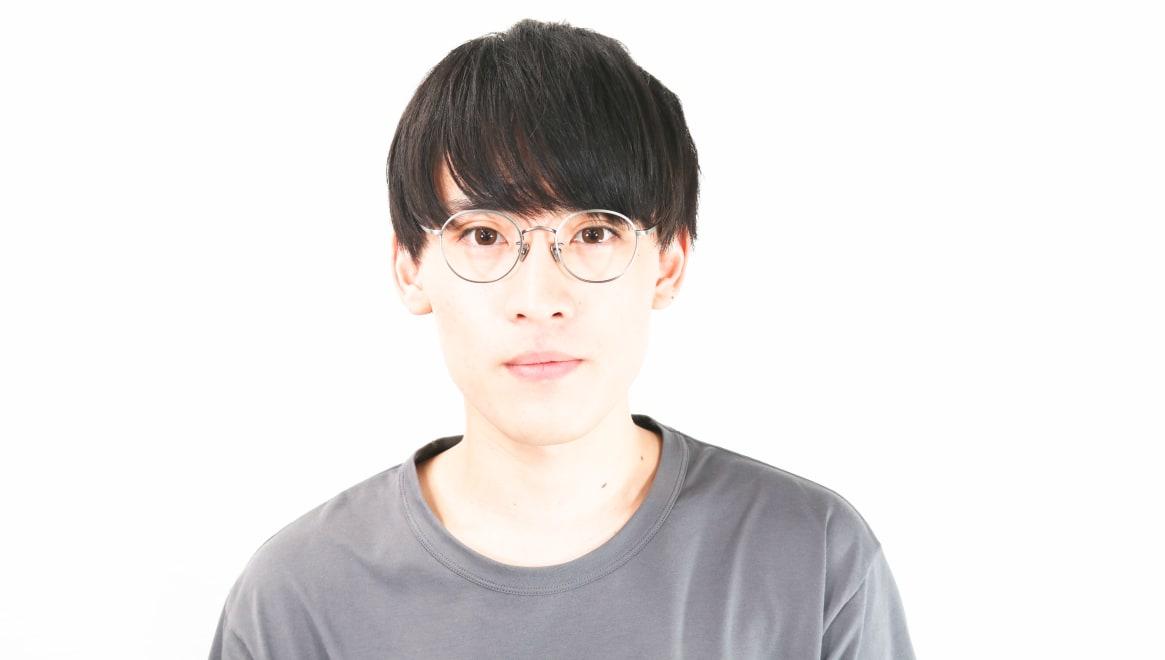 Oh My Glasses TOKYO Wayne-omg-124ーATSー47 [メタル/鯖江産/丸メガネ/シルバー]  5