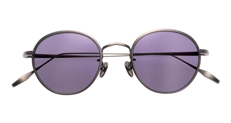 Oh My Glasses TOKYO Wayne omg-124-ATS-47-sg [メタル/鯖江産/ボストン]  3