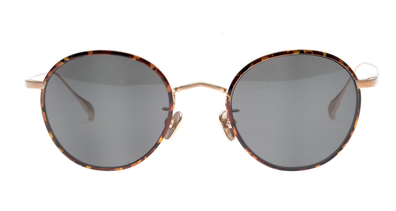 Oh My Glasses TOKYO Wayne omg-124-DM-47-sg [メタル/鯖江産/ボストン]