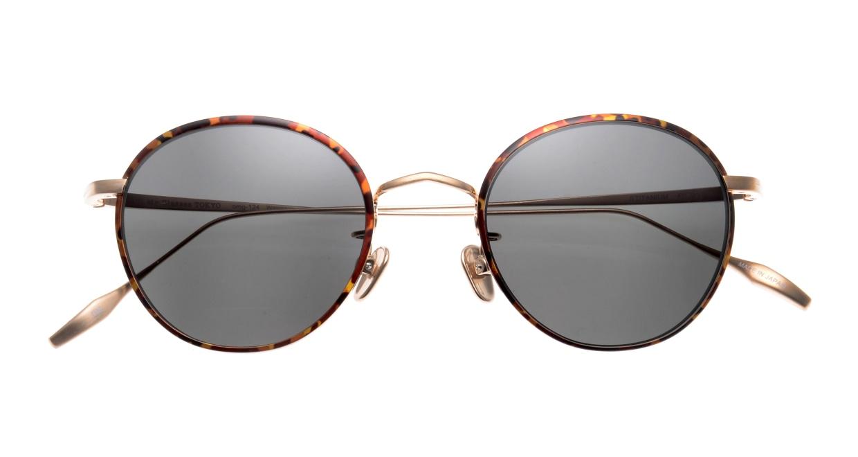 Oh My Glasses TOKYO Wayne omg-124-DM-47-sg [メタル/鯖江産/ボストン]  3
