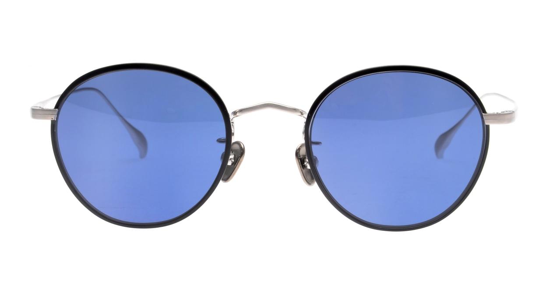 Oh My Glasses TOKYO Wayne omg-124-BKS-47-sg [メタル/鯖江産/ボストン]