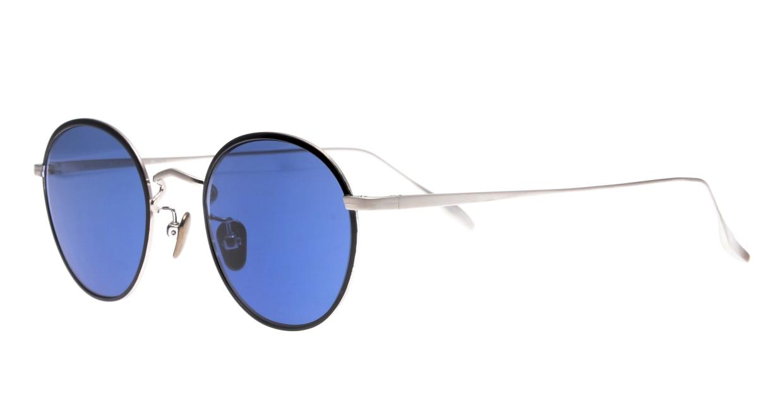 Oh My Glasses TOKYO Wayne omg-124-BKS-47-sg [メタル/鯖江産/ボストン]  1