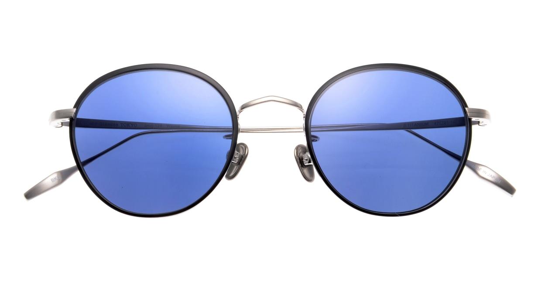 Oh My Glasses TOKYO Wayne omg-124-BKS-47-sg [メタル/鯖江産/ボストン]  3