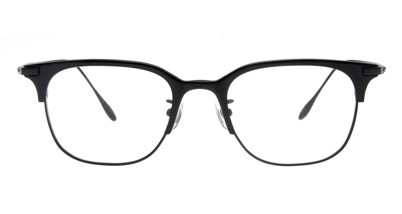 Oh My Glasses TOKYO Dave-omg-125ー BKMー50 [メタル/鯖江産/ウェリントン]