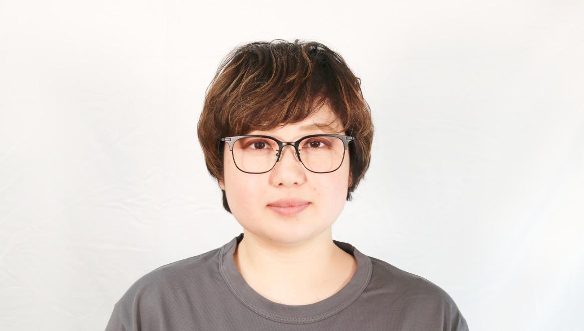 Oh My Glasses TOKYO Dave-omg-125ー BKMー50 [メタル/鯖江産/ウェリントン]  6