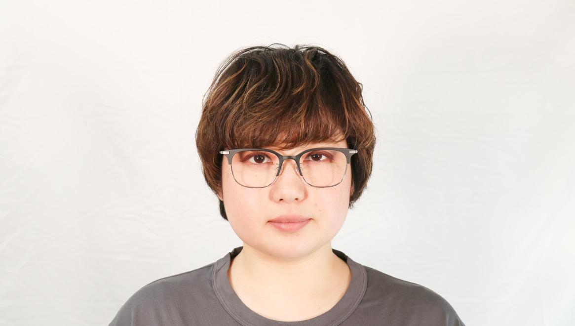 Oh My Glasses TOKYO Dave omg-125-BKM-SV-50 [メタル/鯖江産/ウェリントン]  6