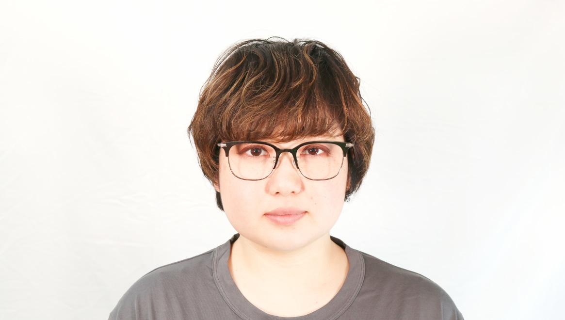 Oh My Glasses TOKYO Dave-omg-125ーBZー50 [メタル/鯖江産/ウェリントン/茶色]  6