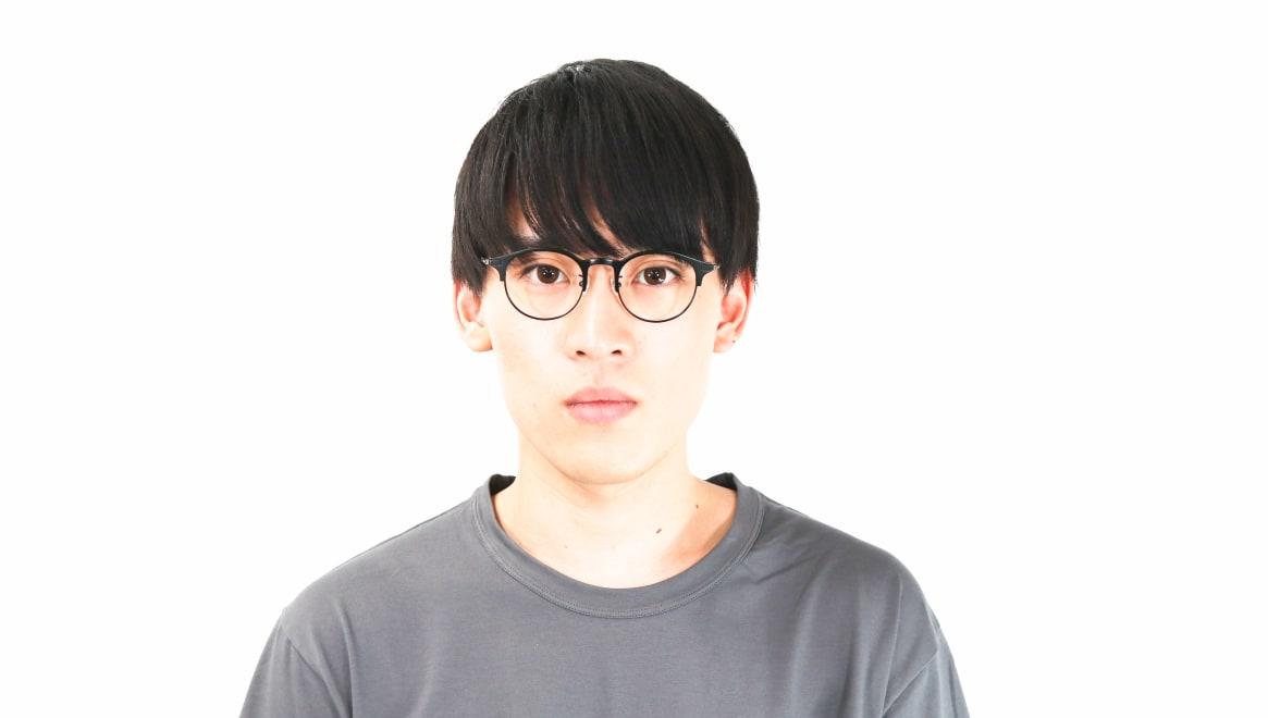 Oh My Glasses TOKYO Benny omg-126-BKM-47 [メタル/鯖江産/丸メガネ]  4