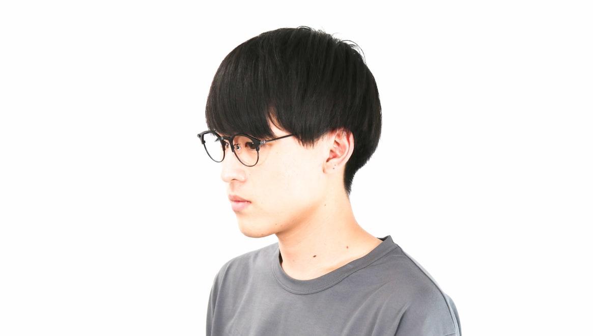 Oh My Glasses TOKYO Benny omg-126-BKM-47 [メタル/鯖江産/丸メガネ]  5