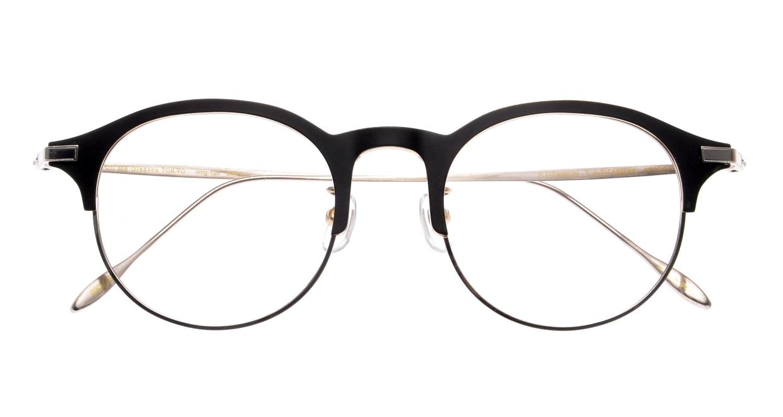 Oh My Glasses TOKYO Benny-omg-126ーBKSー47 [メタル/鯖江産/丸メガネ]  3