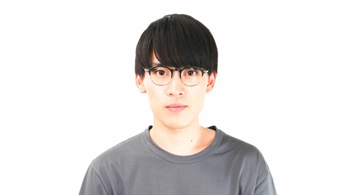 Oh My Glasses TOKYO Benny omg-126-BKM-SV-47 [メタル/鯖江産/丸メガネ]  4