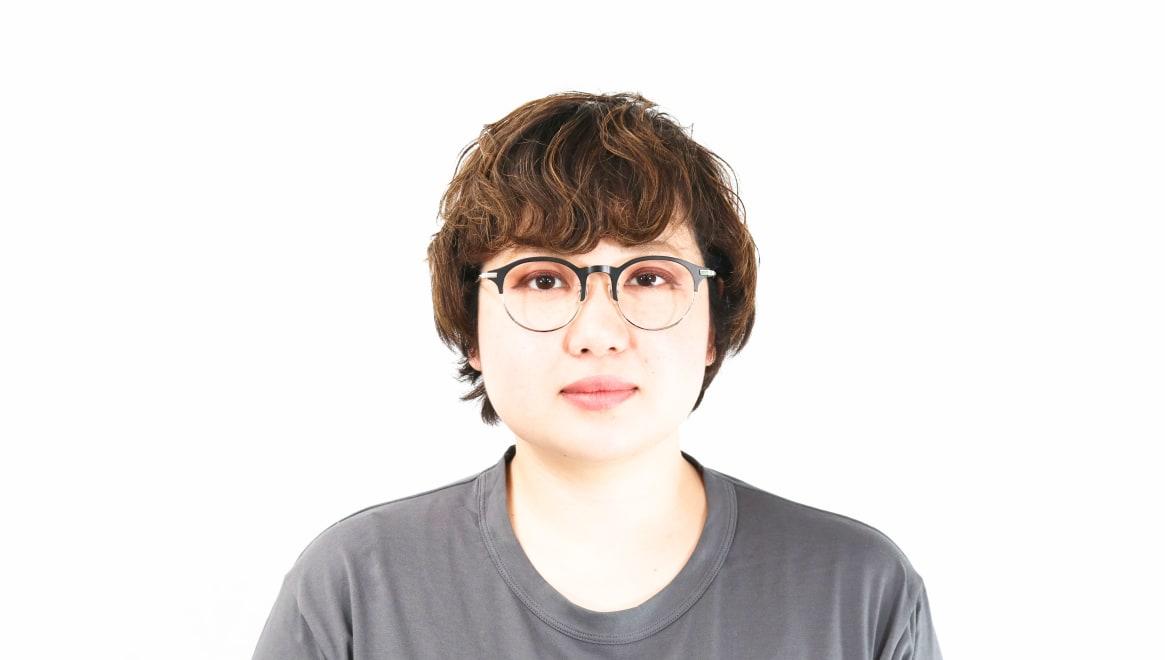 Oh My Glasses TOKYO Benny-omg-126ーBKSー47 [メタル/鯖江産/丸メガネ]  6