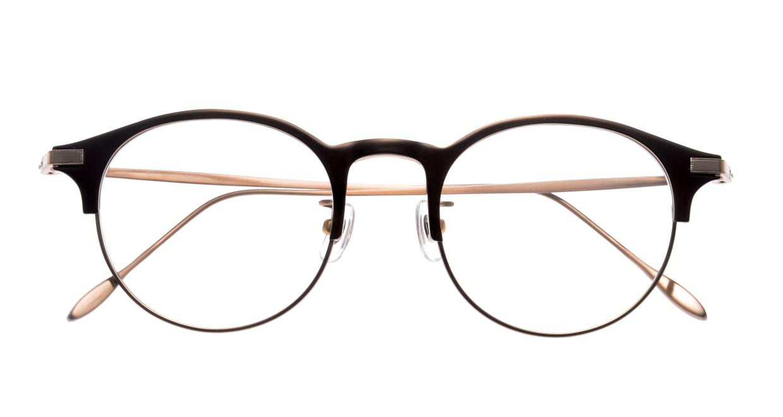 Oh My Glasses TOKYO Benny-omg-126ーBZー47 [メタル/鯖江産/丸メガネ/茶色]  3