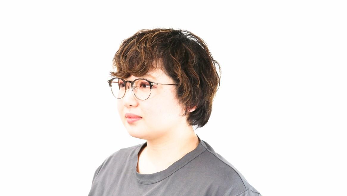 Oh My Glasses TOKYO Benny-omg-126ーBZー47 [メタル/鯖江産/丸メガネ/茶色]  7