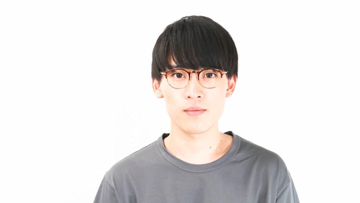 Oh My Glasses TOKYO Benny omg-126-Demi-47 [メタル/鯖江産/丸メガネ/べっ甲柄]  4