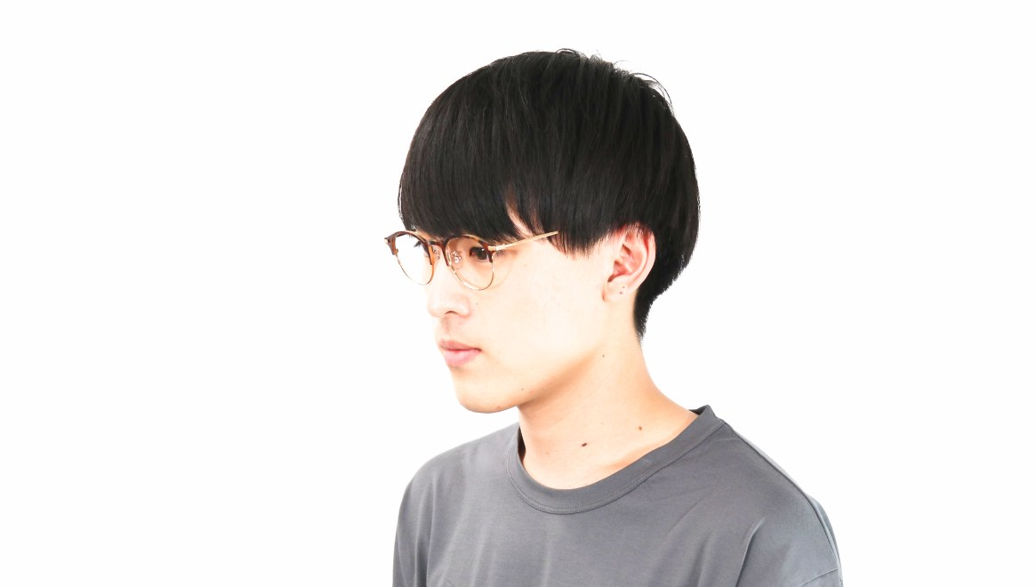 Oh My Glasses TOKYO Benny omg-126-Demi-47 [メタル/鯖江産/丸メガネ/べっ甲柄]  5