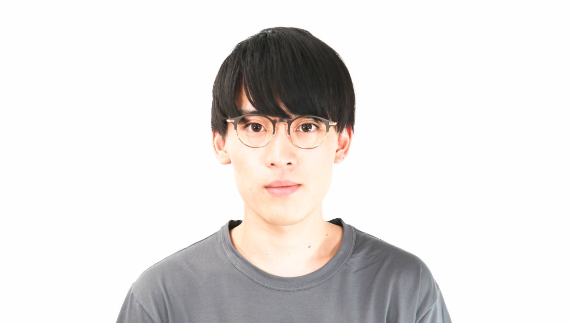 Oh My Glasses TOKYO Benny-omg-126ーBRー47 [メタル/鯖江産/丸メガネ/茶色]  4