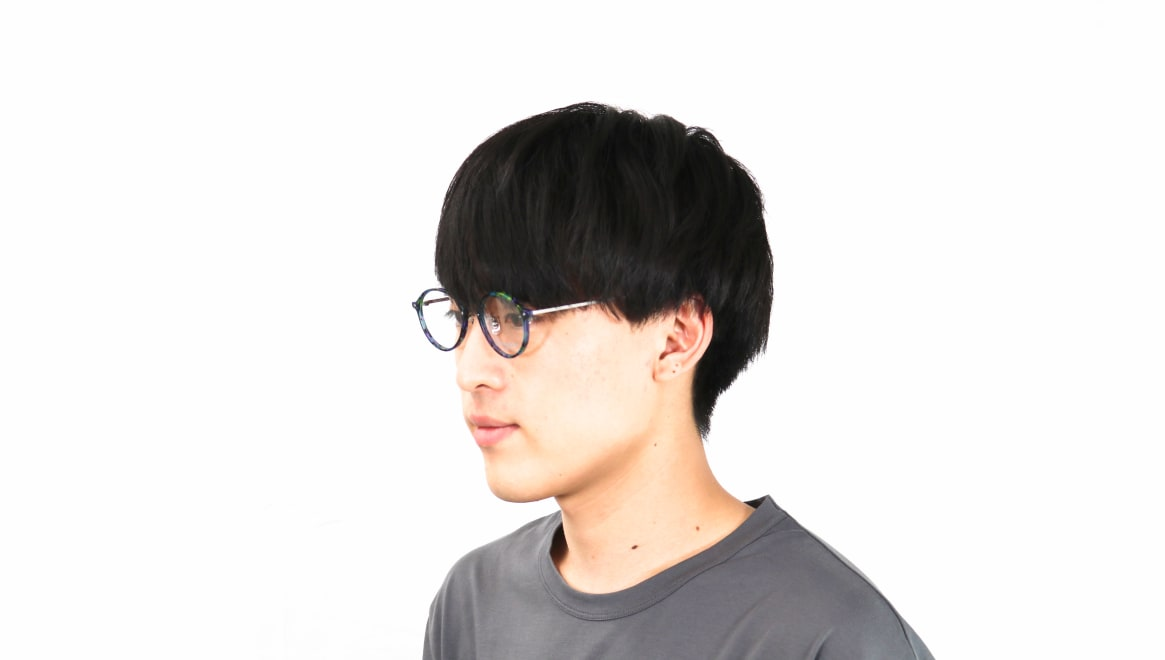 オニメガネ OG7101-C2-47 [鯖江産/丸メガネ/派手]  5