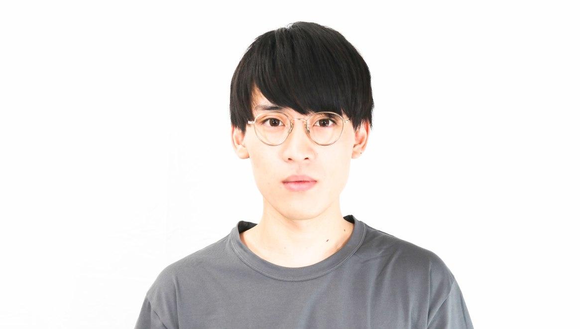 seem Oh My Glasses TOKYO Lester omg-107-GD-49 [メタル/鯖江産/丸メガネ/ゴールド]  5