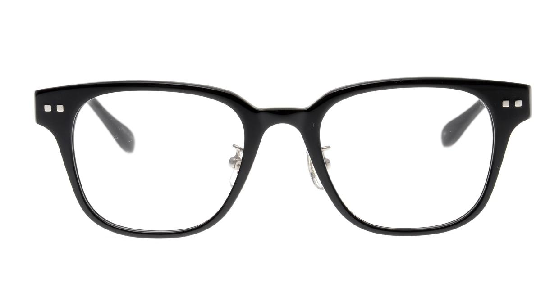 Oh My Glasses TOKYO Elvis omg-113-BK-51 [黒縁/鯖江産/ウェリントン]