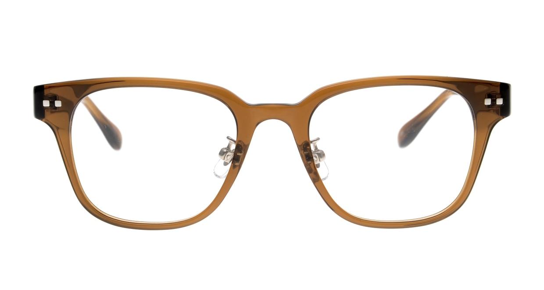 Oh My Glasses TOKYO Elvis omg-113-BR-51 [鯖江産/ウェリントン/茶色]