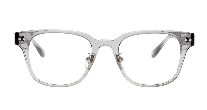 Oh My Glasses TOKYO Elvis omg-113-GRY-51 [鯖江産/ウェリントン/グレー]