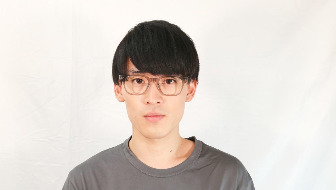 Oh My Glasses TOKYO Elvis omg-113-GRY-51 [鯖江産/ウェリントン/グレー]  4