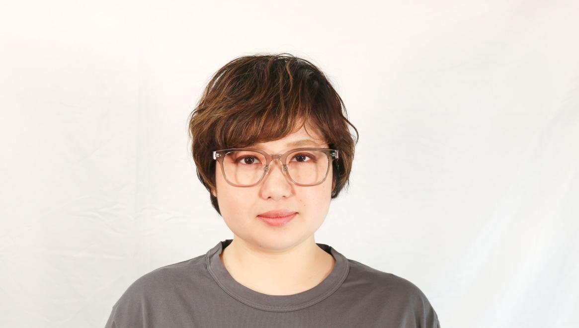 Oh My Glasses TOKYO Elvis omg-113-GRY-51 [鯖江産/ウェリントン/グレー]  6