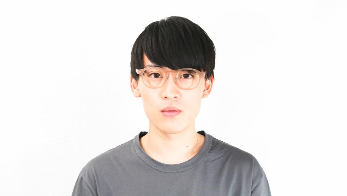 Oh My Glasses TOKYO Doris omg-114-BE-50 [鯖江産/丸メガネ/ベージュ]  5
