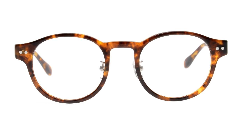 Oh My Glasses TOKYO Doris omg-114-DM-50 [鯖江産/丸メガネ/べっ甲柄]