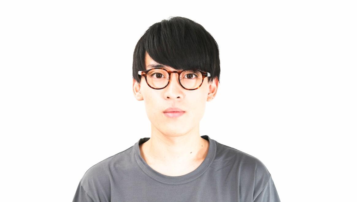 Oh My Glasses TOKYO Doris omg-114-DM-50 [鯖江産/丸メガネ/べっ甲柄]  5