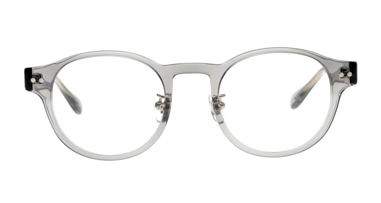 Oh My Glasses TOKYO Doris omg-114-GRY-50 [鯖江産/丸メガネ/グレー]